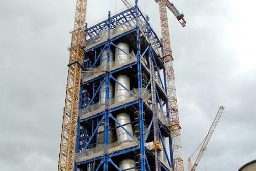 Fabrica de ciment Italia