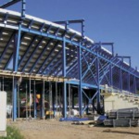 Stadion de fotbal Medias