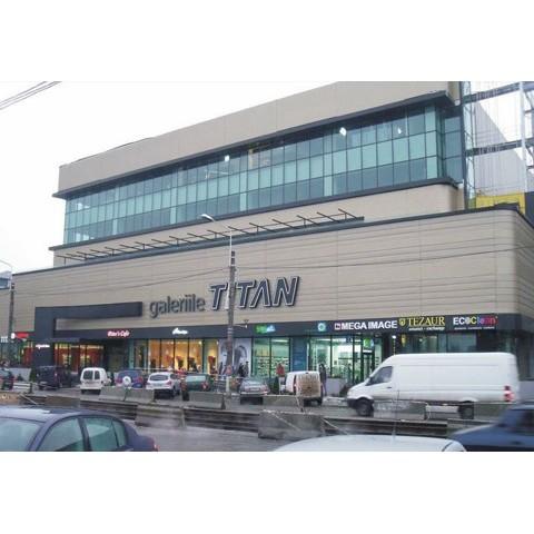 Structura Titan Shopping Center