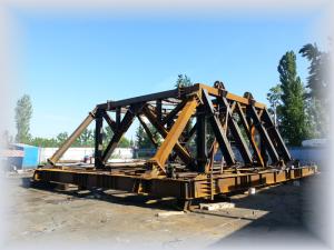 Structura metalica - Fabrica de ciment - Italia (4)