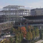 Structura metalica - Palas Iasi