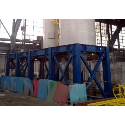 Structura Metalica – Siloz