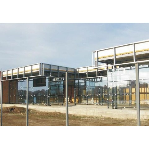 Structura metalica pentru casa