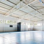 Structura sala de sport Bucuresti (2)
