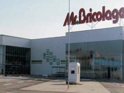 Structuri Metalice - Hipermarket Mr. Bricolage Iasi